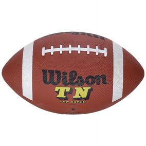 Pelota De Fútbol Americano Wilson Modelo T N Jr Niños