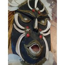 Mascara Africana Dios Toki