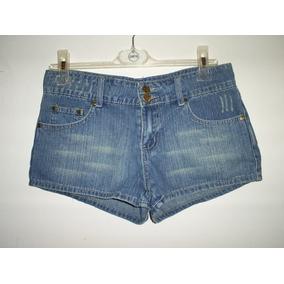 Short De Jeans Mujer