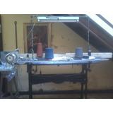 Maquina De Tejer Industrial Motorizada Galga 10