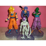 Dragon Ball Z Coleccion Gashapon Figura Muñeco Anime