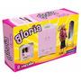 Gloria El Vestidor Ropero Placard Para Muñecas Barbie