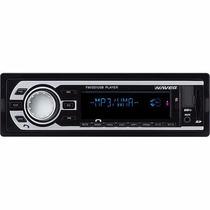 Som Automotivo Naveg Nvs 3018 Bt Mp3 Player Bluetooth Usb