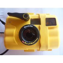 Máquina Fotográfica Subaquática A Prova D Água Sea Life