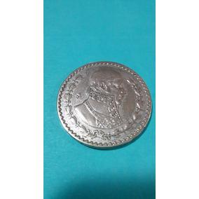 Moneda Antigua De Morelos $1. Paquete De 5 Piezas.