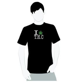 d5114668a Camisas I Love Thc E Cheech Chong (também Babylook E Regata ...