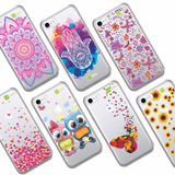 Capa Iphone 7 Capinha Personalizada + Pelicula - Up Case