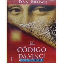 Libro De Lujo El Código Da Vinci, Tapa Dura, Dan Brown