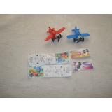 Coleccion Completa Aviones K03 Nº 93-94 Kinder Sorpresa