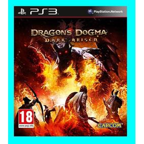 Dragons Dogma Dark Arisen Ps3 - Codigo Psn - Promoção!