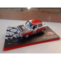 Simca 1000 Rallye 2 Rally- Altaya 1/43