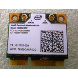 Placa Wireless Mini Pci Intel Centrino 100bnhmw 802.11b/g/n