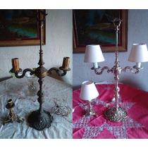 Pulido De Bronce, Restauración De Arañas Y Lamparas Antiguas