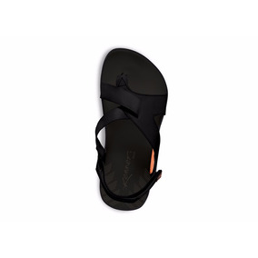 Chinelo Kenner Level One Trekking Kol Papete Original Preta