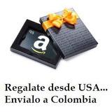 Gift Card 10$ Compra En Usa Recibe En Colombia+acepto Bs Y $