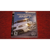 Need For Speed Shift - Ps3 - Físico - La Plata - Impecable