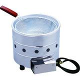 Fritadeira Tacho Para Salgados 3l Aço Inox A Gás Pr-310-g Bg
