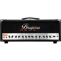 Cabeçote Bugera 6262 Infinium 120w;01770 Musical Sp