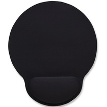 Intracom Mousepad Manhattan Descansa Munecas Tipo Gel Negro