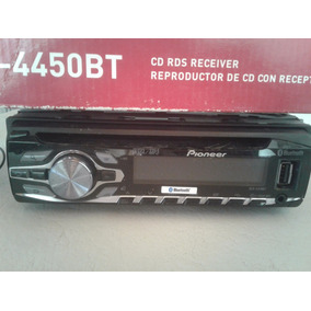Stereo Pionner Deh-4450bt / Impecable Estado