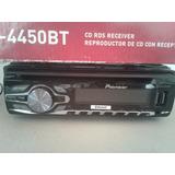Stereo Pionner Deh-4450bt / Impecable Estado