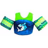 Chaleco Salvavidas Con Flotadores Para Niños Body Glove Azul