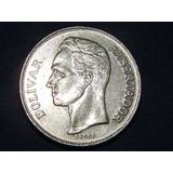 Monedas Antiguas 5 Bolivares 1977 Venezuela