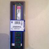 Memoria Kingston Kvr800d2n6 2gb Ddr2-800 Cl6 (vendo Cambio)