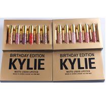Labiales Kylie Jenner Edicion Cumpleaños Indeleble En Oferta