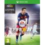 Fifa 16 Fisico Xbox One Nvo,abierto Para Probar.