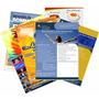 5000 Panfletos 115g 10x15cm Colorido 4x4 Folhetos Folders
