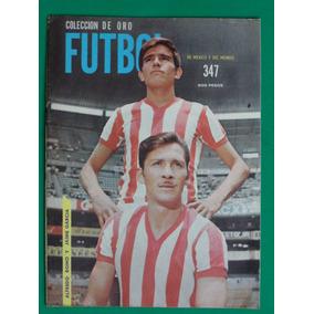 1969 Necaxa Alfredo Romo Jaime Garcia Revista De Futbol