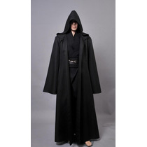 Disfraz Traje Anakin Skywalker Sith Black Star Wars Adulto