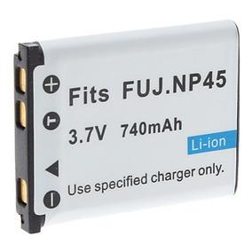 Bateria Np-45 Fuji Finepix Xp30/xp50/xp60/t200/t300 Xp-30/50