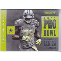 2014 Rookies & Stars Pro Bowl Dez Bryant Wr Cowboys
