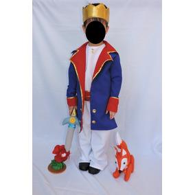 Fantasia Principe Infantil Barata