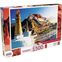 Novo Lacrado Quebra-cabeça Puzzle Grow 1500 Peças Tibete