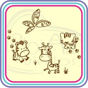 Vinilos Decorativos-ploteos Pared-autos-adhesivos Infantiles