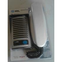 Interfone Hdl F8 Nt - Porteiro Eletrônico Novo