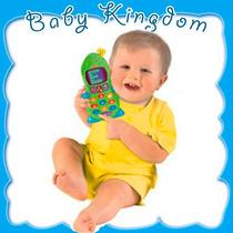 Fisher Price Telefono Didactico Musical Para Bebe - Infantil