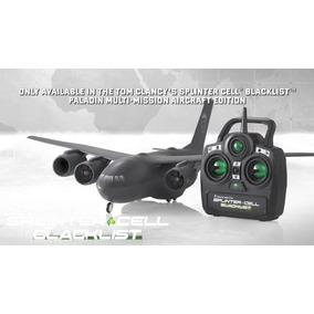 Avion Rc Rtf Splinter Cell Blacklist Paladin C147