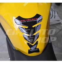Protetor Tanque E Bocal M01 Moto Honda Cb 300 R Frete Grátis
