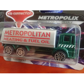 Maisto Gas Truck Metropolitan Fuel Oil