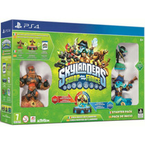 Skylanders Swap Force Ps4 Pack De Inicio Nuevo Sellado