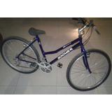 Bicicleta De Mujer Sooner