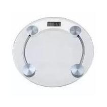 Kit 5 Balança Digital Vidro Temperado 180kg Banheiro 2003a