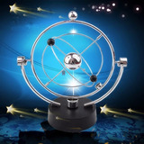 Pêndulo Cinético Mobile Giratório Magnético Cosmos Planetas