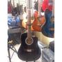 Guitarra Electroacústica 12 Cuerdas Segovia Sgd20ecbk Negra