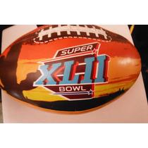 Balon Super Bowl 42 Patriots Vs Giants Arizona Nfl Sports