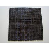 Venecitas Para Mosaiquismo Negras Opales De 225 Venecitas